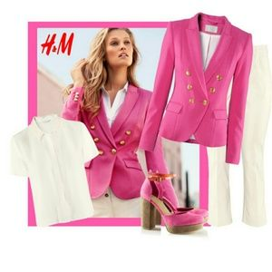 Barbie PINK Blazer